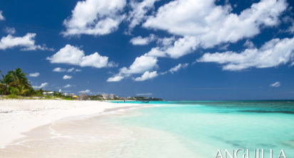 Shoal Bay, isola di Anguilla, Caraibi